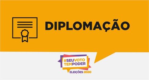 Candidatos eleitos em 2020 devem ser diplomados até amanhã