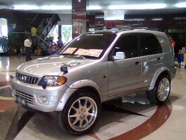 Jual Mobil Daihatsu Taruna 2002 FGZ 1.6 di DKI Jakarta ...