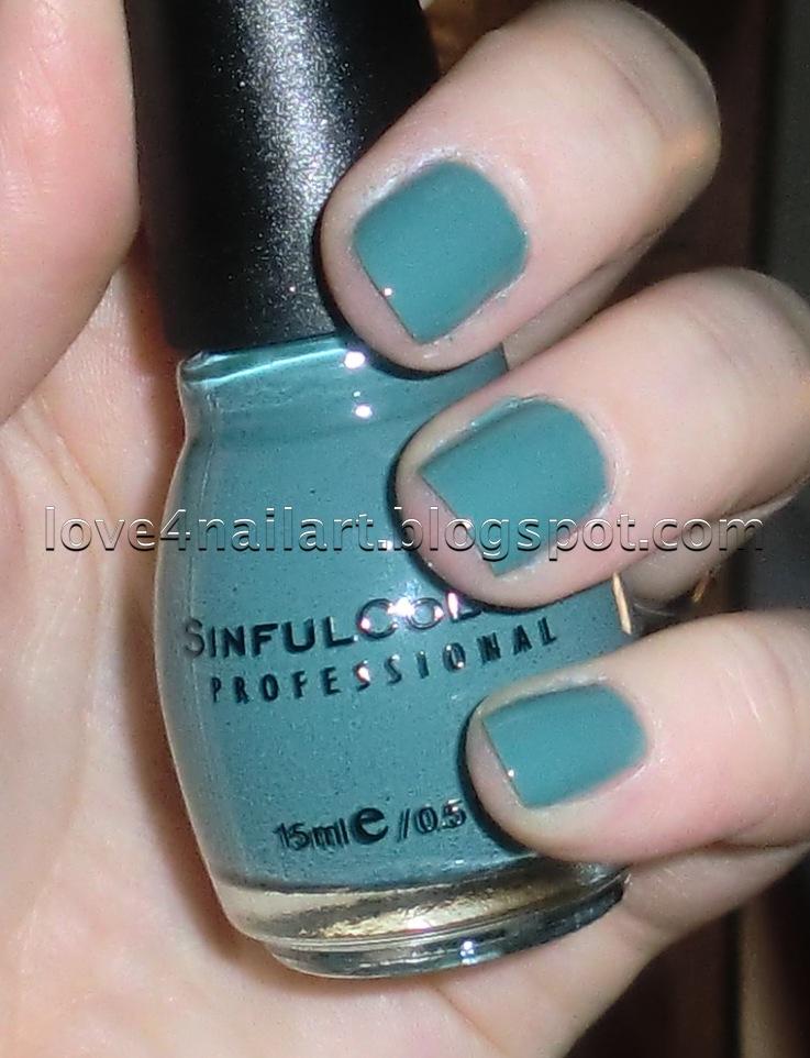 Love4NailArt: NEW SinfulColors Professional Nail Polishes