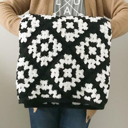 The Mabel Blanket - Free Crochet Pattern
