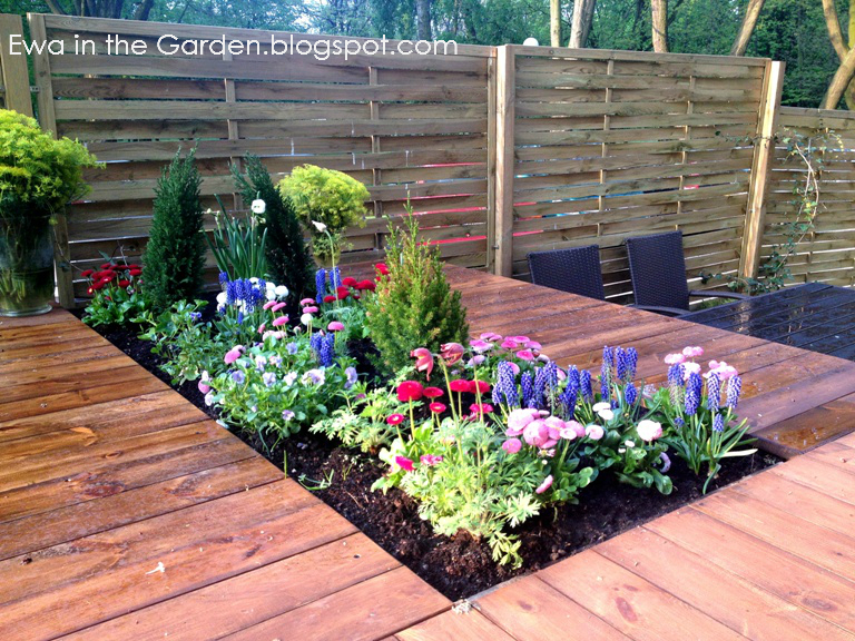 Garden Ideas With Pallets ewa in the garden: pallet garden ideas - stunning lil garden!