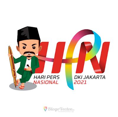Hari Pers Nasional 2021(HPN 2021) Logo vector