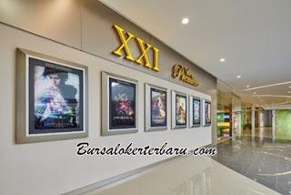 Lowongan Kerja Terbaru Surabaya : Cinema 21 - Operator Film