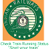 Rail Yatri Spot Your train Check Train Running Status Online & Mobile