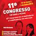MG: Educadores se reúnem no 11º Congresso realizado pelo SINDUTE/MG