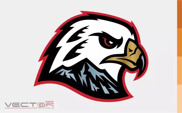 Portland Winterhawks (2021) Logo - Download Vector File AI (Adobe Illustrator)