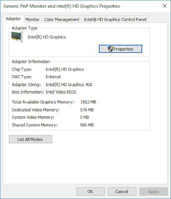 How to increase dedicated VRAM on Windows 10