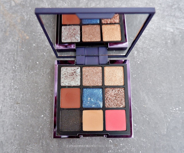 Esqa x Paola Midnight Affair Eyeshadow Palette