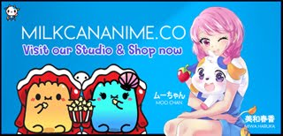 MILKCANANIME Studio & Shop