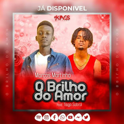 Marcos Martinho feat Tiago Sobral - Brilho do Amor
