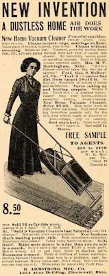 New Home Vacuum Cleaner