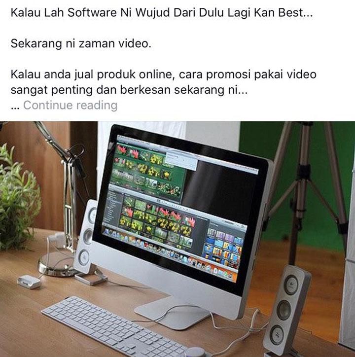 Video Teknik Pemasaran Mampu Tingkatkan Sales
