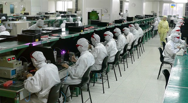 Apple under pressure about iPhone Factory