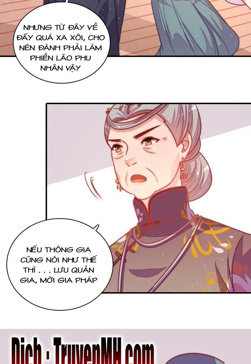 Ngày Nào Thiếu Soái Cũng Ghen Chap 204