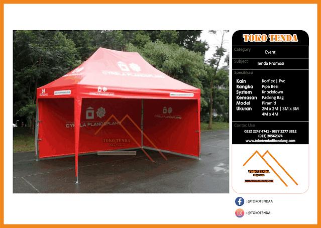 Tenda - Event - Promosi