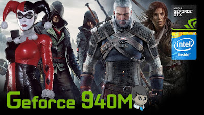 Nvidia GeForce 940M(ノートブック)フルドライバをダウンロード