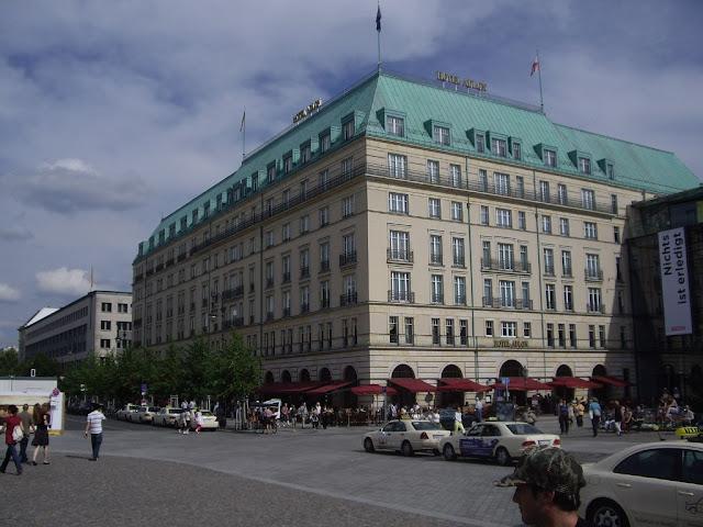 ホテル アドロン ケンピンスキー ベルリン