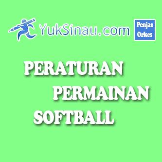 TERBARU! Peraturan Permainan Softball Lengkap