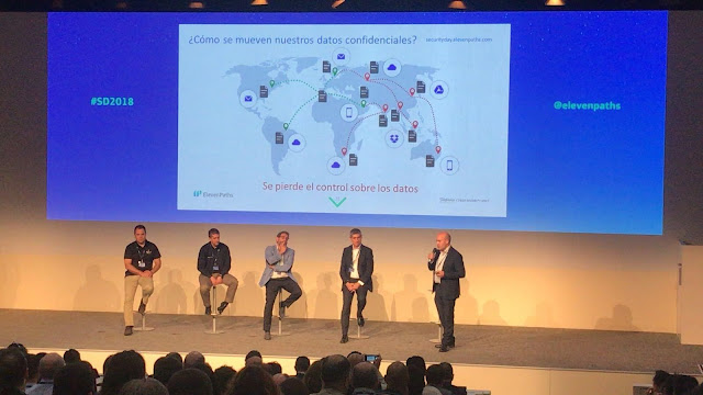 Qué hemos presentado en Security Day 2018 (IV): alianzas y partners, experiencia de SealPath imagen