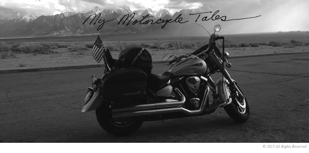 My Motorcycle Tales