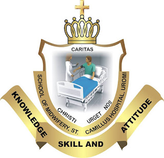 St. Camillus Hospital Uromi School of Midwifery Form 2020/2021