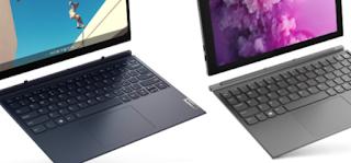 Ulasan Spesifikasi Laptop Lenovo Yoga Duet 7i
