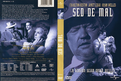 Carátula: Sed de mal 1958 / Touch of Evil