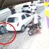 Vídeo: Homem pula de carro em movimento durante tentativa de sequestro em Cruz das Almas