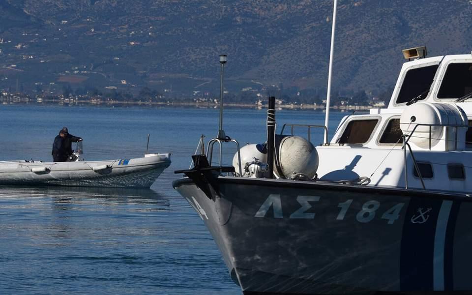 Σε εξέλιξη θαλάσσιες έρευνες για τον εντοπισμό Γάλλου τουρίστα στην Χαλκιδική