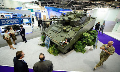 Middle East Sees Biggest Import of Arms
