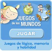 Juegos educativos de lógica, memoria y habilidad online.