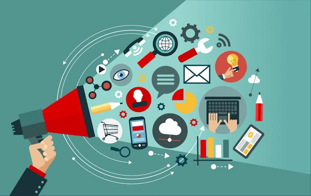 promosikan blog kalian ke sosial media