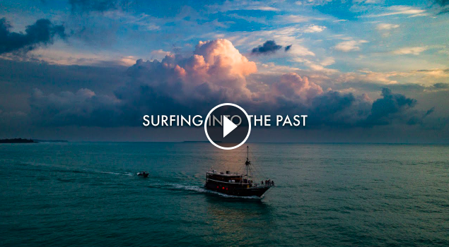Surfing Into the Past Mentawais 2020