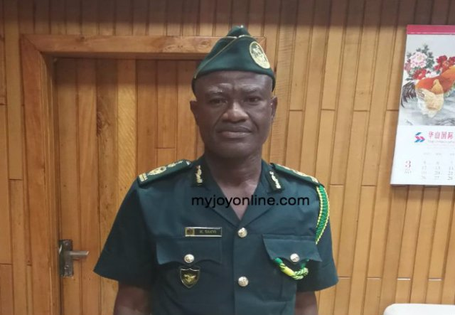 More shake up in Ghana Immigration Service