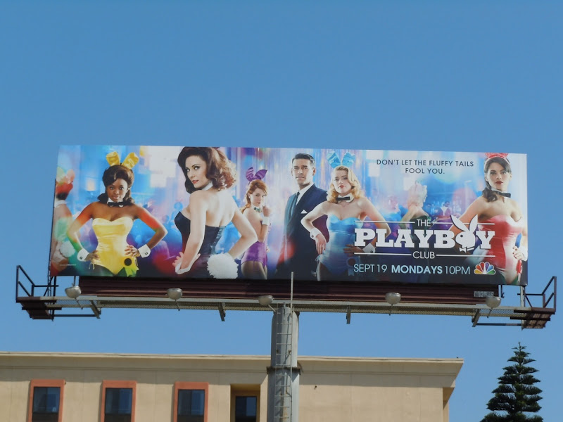 Playboy Club billboard