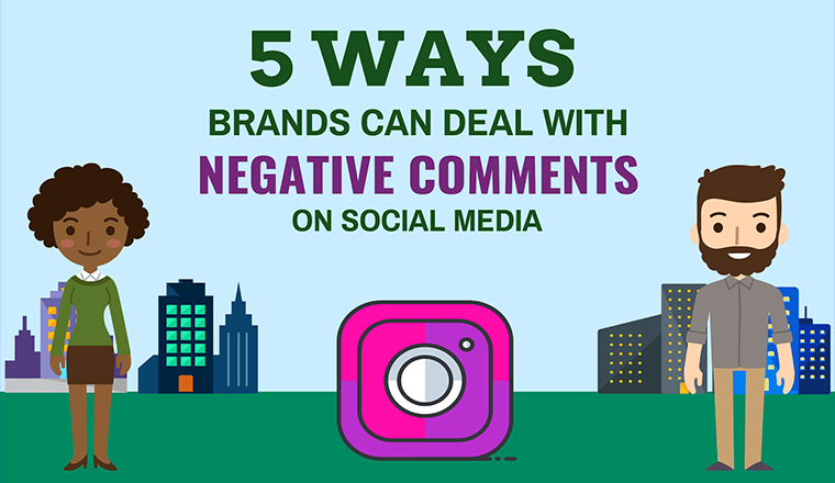 5 Ways Brands Can Deal With Negative Comments on Social Media