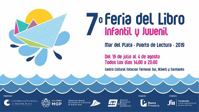 Feria del Libro Mar del Plata 2019