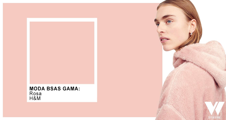 Rosas moda invierno 2021 colores