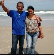 Geovane do Palmeiral e esposa são assassinados a facadas