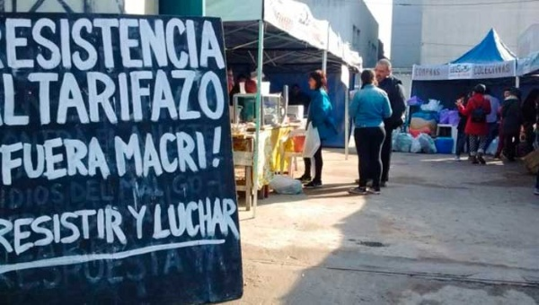 Tarifazo de Macri