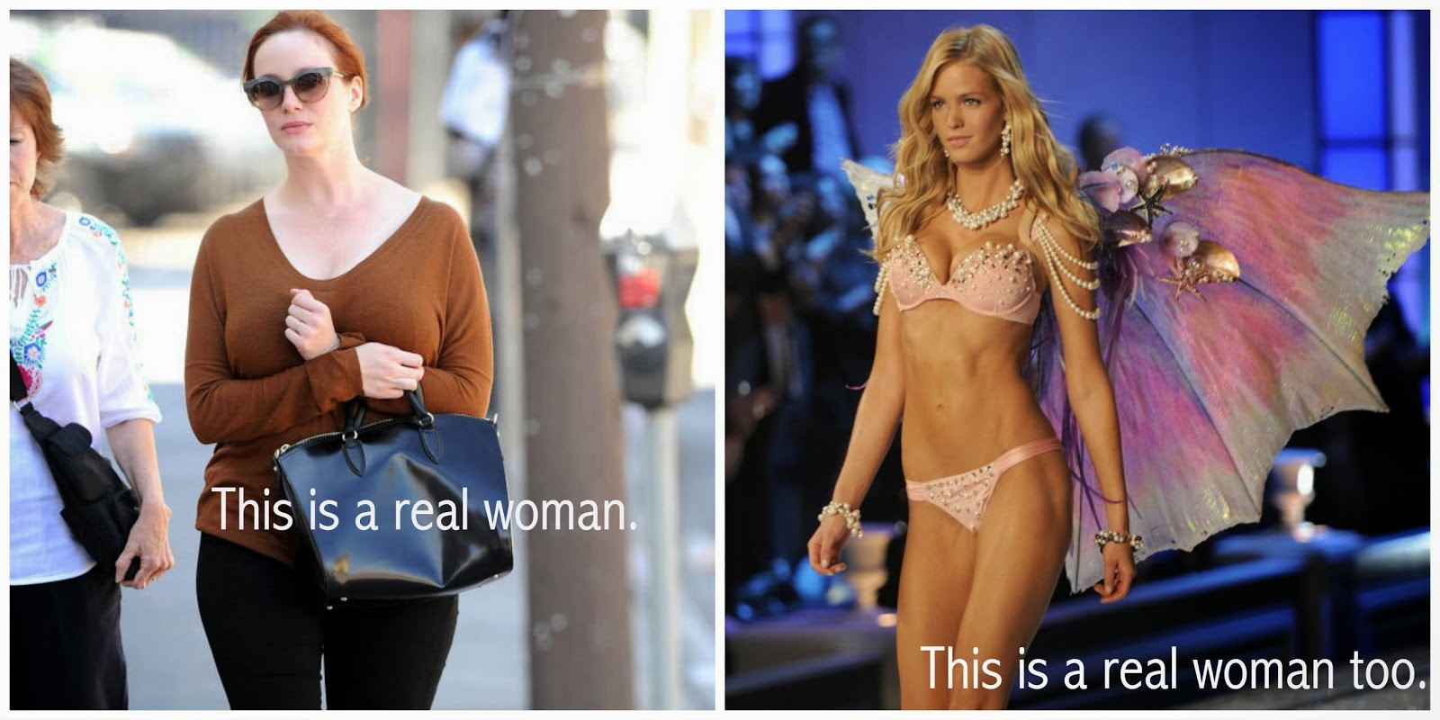 Why men like thin women