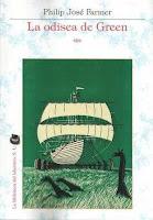 "Portada de ""La odisea de Green"" de Philip José Farmer"