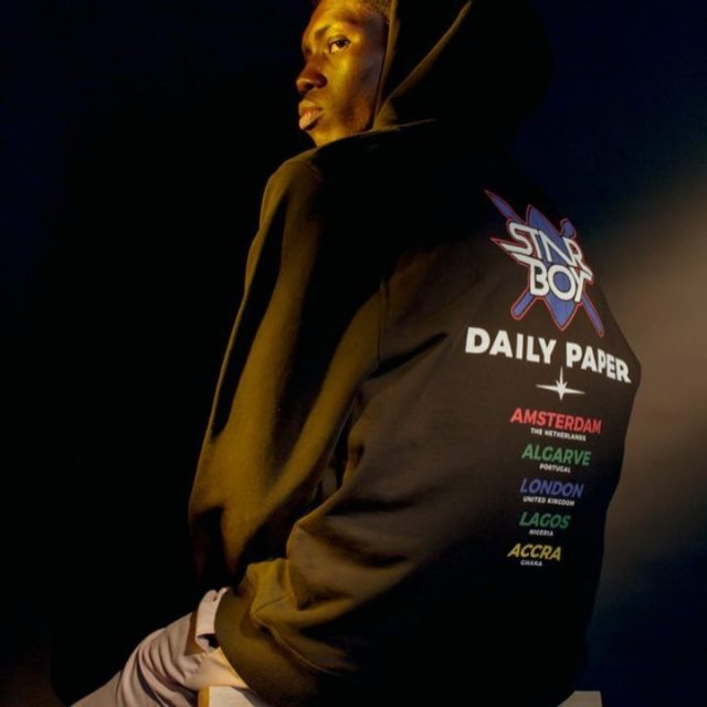 Wizkid launches limited Edition Clothing Line