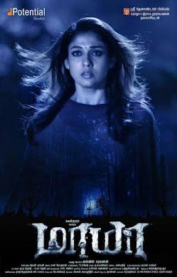Maya Movie Review - Creatikaa