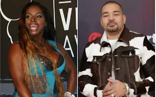 Foxy Brown Swipe DJ Envy For Tarnishing Her Career