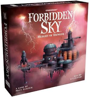 como se juega forbidden sky