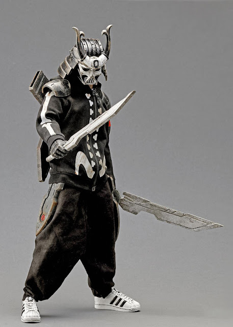 osw.zone Check out Devil Toys The spirit of Kurosawa 1/6 scale action figure - I must have that!