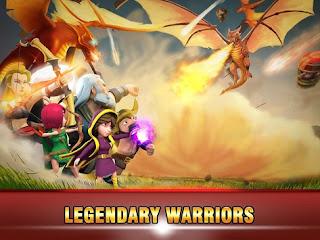 Era of War Clash of epic Clans Apk v2.4 Mod1