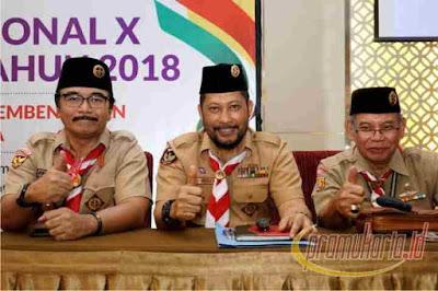 Kak Kebijaksanaan Waseso Jadi Ketua Kwarnas 2018-2023