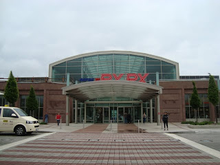 KMCC BX/PX Mall Complex in Ramstein, Germany